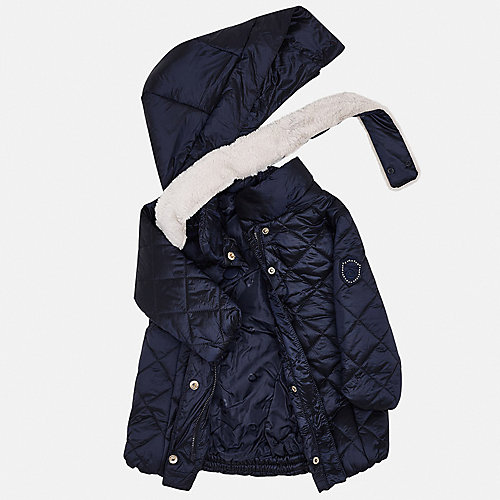 Утепленная куртка - синий от Mayoral
