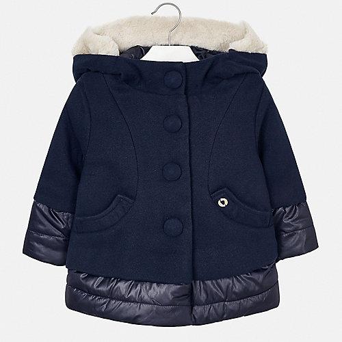 Пальто Mayoral - синий от Mayoral