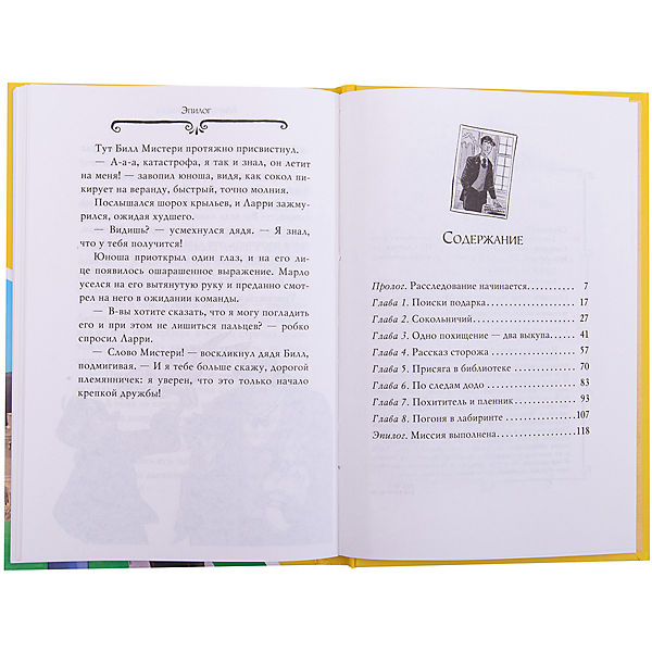 """Детектив """"Агата Мистери"""" Миллион за птицу додо, Книга 22"""