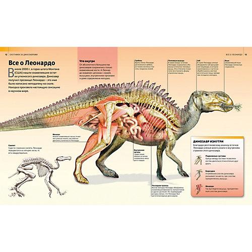 "Энциклопедия ""Discovery Education"" Охотники за динозаврами от Махаон"