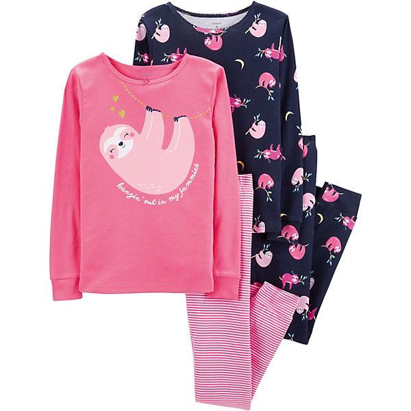 ungeschlagen x klar in Sicht Großhandelsverkauf Schlafanzug Doppelpack für Mädchen, carter`s | myToys