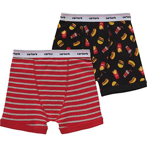 Boxershorts Doppelpack Gr. 104/110 Jungen Kleinkinder | 00889338736689