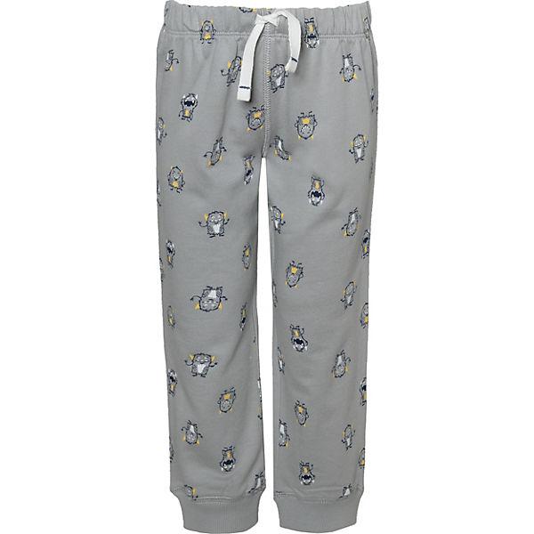 Комплект: Футболка с длинным рукавом и брюки Carter's для мальчика