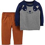 Комплект Carter's: джемпер и брюки