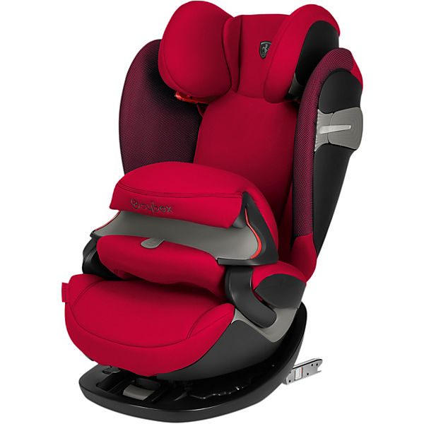 Auto-Kindersitz Pallas S-Fix, Scuderia Ferrari, Racing Red