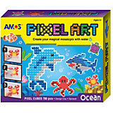"Аква-мозаика из пикселей Amos ""Океан"""
