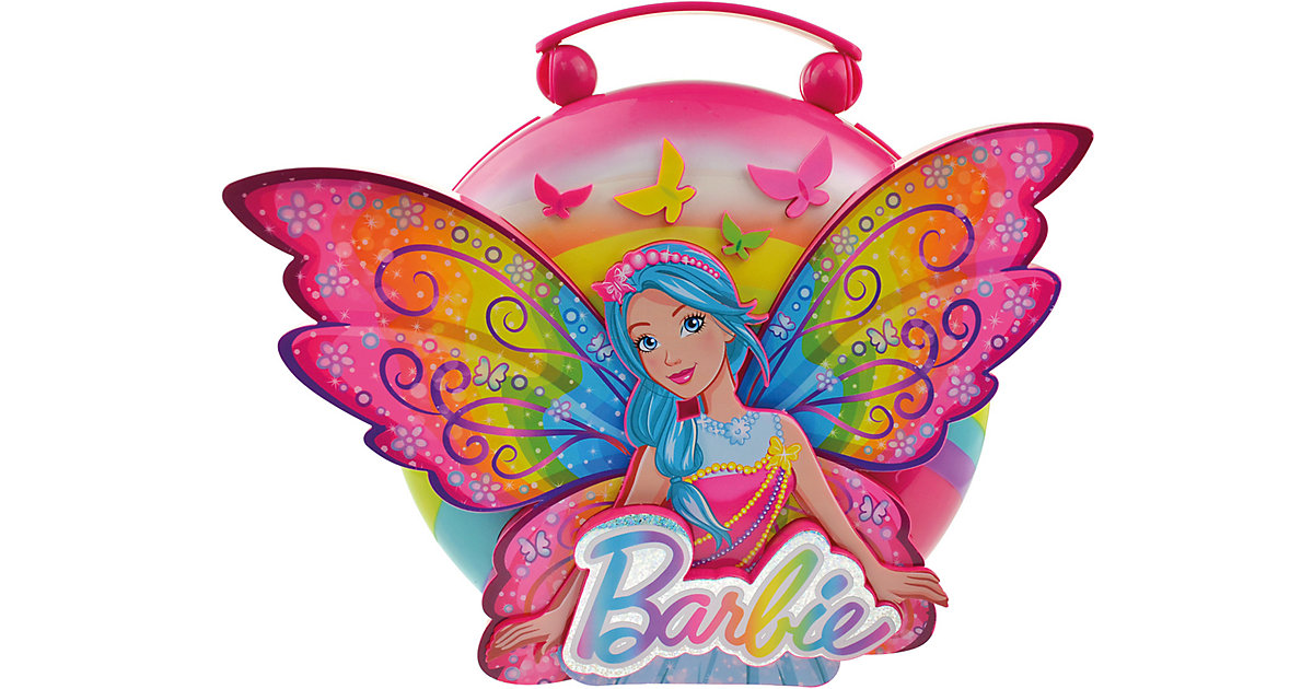 Barbie Schminkkoffer mit Licht und Spiegel