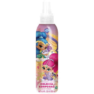 Body Spray Shimmer & Shine, 200 ml