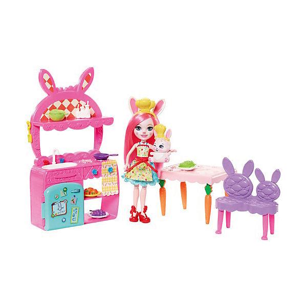 """Набор с куклой Enchantimals """"Сюжетные наборы"""" Бри Банни и Твист"""