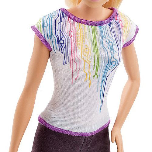 """Кукла Barbie """"Робототехник"""" Барби со светлыми волосами от Mattel"""