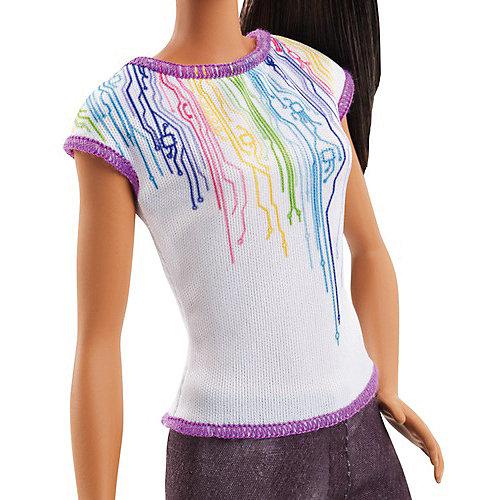 """Кукла Barbie """"Робототехник"""" Барби с тёмными волосами от Mattel"""