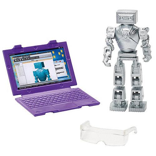 """Кукла Barbie """"Робототехник"""" Барби с окрашенными волосами от Mattel"""
