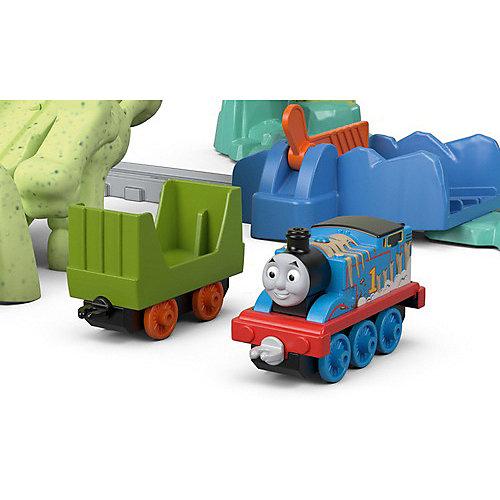 """Игровой набор Томас и его друзья """" Взрыв на динозавре!"""" от Mattel"""