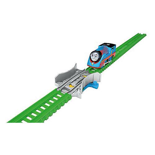 """Игровой набор Томас и его друзья """"Турбо паровозики"""" Томас от Mattel"""