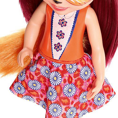 Большая кукла Enchantimals Фелисити Фокс и Флик, 31 см от Mattel