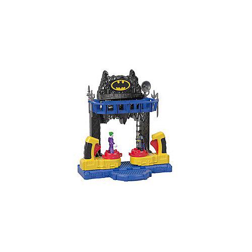 """Игровой набор DC Super Friends """"Битва в Бэткейв"""" от Mattel"""