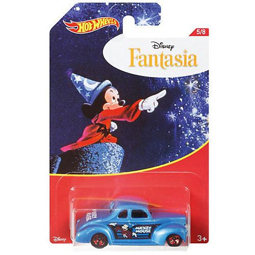 """Тематическая машинка Hot Wheels """"Disney"""" Фантазия Микки от Mattel"""