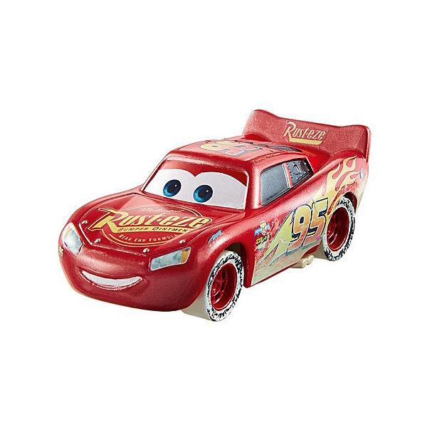 """Базовая машинка Cars """"Песчанные гонки"""" Молния Маккуин"""