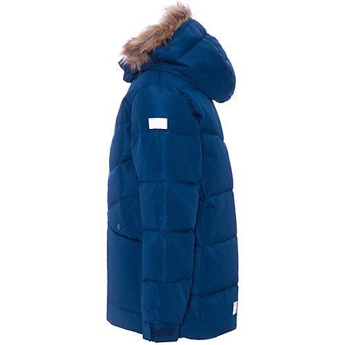 Пуховик Turnwell - темно-синий от Turnwell