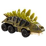 "Премиальная машинка Hot Wheels ""Jurassic World"" Стегозавр"