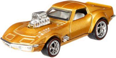 "Тематическая премиальная машинка Hot Wheels ""Gas Monkey Garage"" 69 Corvette"