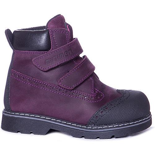 Ботинки Minimen - лиловый от Minimen