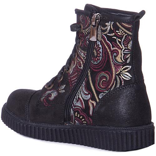 Утепленные ботинки Minimen - черный от Minimen