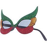 Карнавальные очки Феникс-Презент, фиолетовые