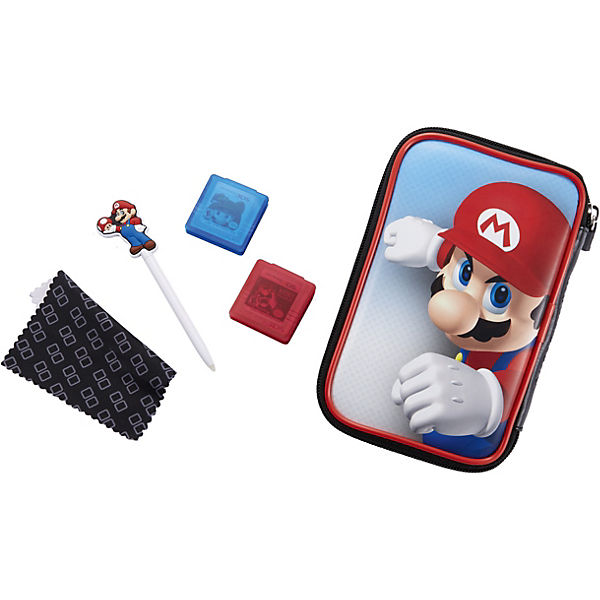 "2DS XL Official Essential Pack ""Mario"" 3DS XL/2DS XL"