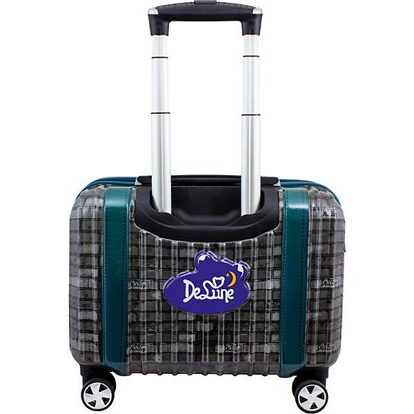 """Дорожный набор:  Чемодан и рюкзак DeLune """"Truck"""""""