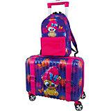 Дорожный набор DeLune Тролль: чемодан и рюкзак