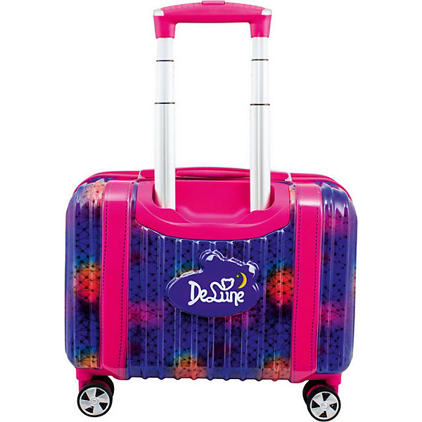"""Дорожный набор:  Чемодан и рюкзак DeLune """"Тролль"""""""