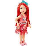 """Мини-кукла Barbie """"Dreamtopia"""" Принцесса Челси с рыжими волосами, 14 см"""