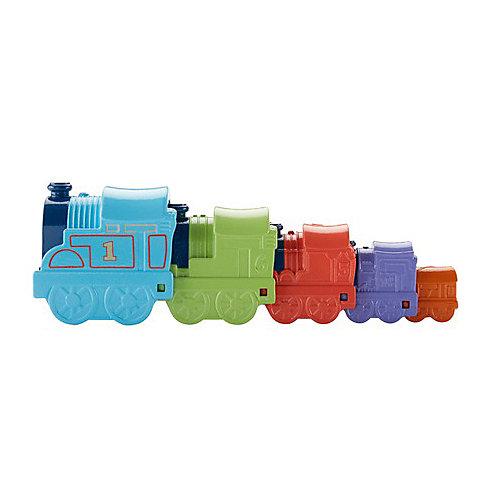 Игровой набор Fisher Price Томас и его друзья, Складывающиеся паровозики от Mattel