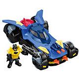 Машинка с героем DC Super Heroes Бэтмобиль