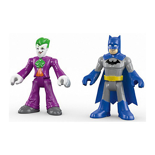 "Игровой набор DC Super Heroes ""Imaginext"" Трансформация Бэтмена от Mattel"