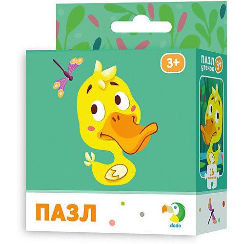 """Пазл Dodo """"Утёнок"""", 16 элементов от Dodo"""