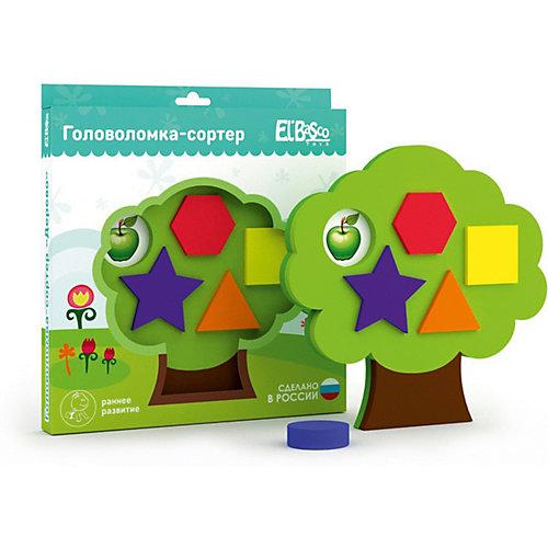 "Головоломка-сортер El`Basco Toys ""Дерево"" от El`Basco Toys"