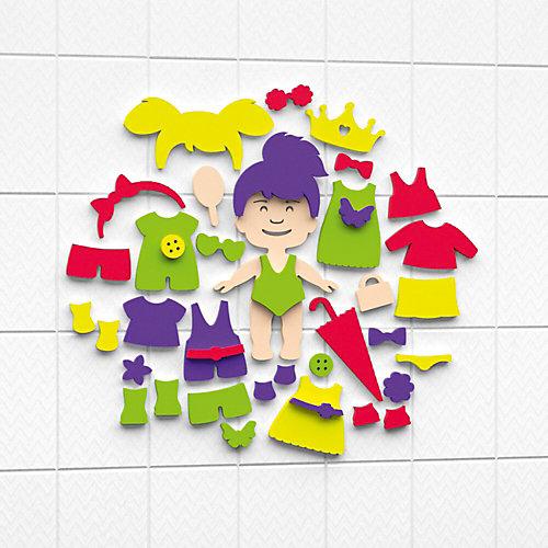 "Набор для купания El`Basco Toys ""Аква Одевашка Девочка"" от El`Basco Toys"