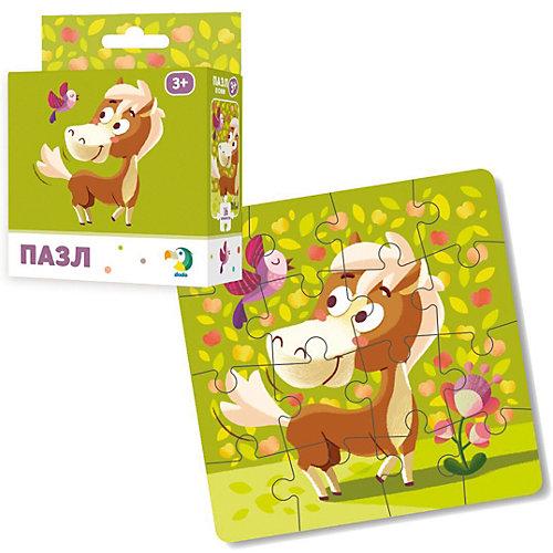 """Пазл Dodo """"Пони"""", 16 элементов от Dodo"""
