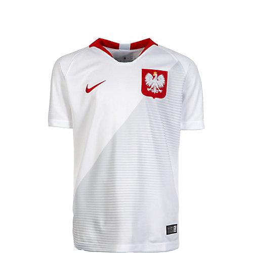 NIKE Kinder Trikot Polen Trikot WM 2018 Gr. 122/128 | 00887231900183