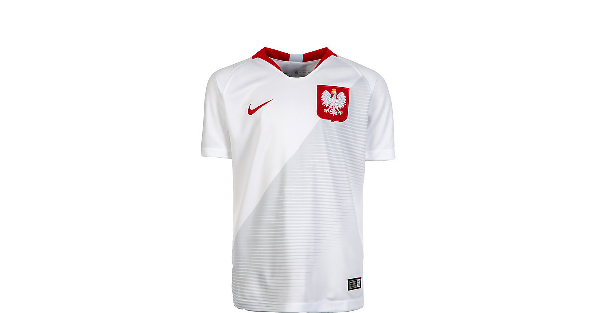 NIKE · Kinder Trikot Polen Trikot WM 2018 Gr. 134/152