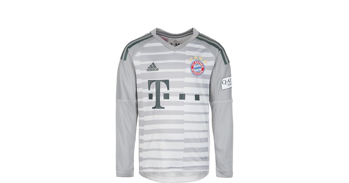 ADIDAS PERFORMANCE · Kinder Trikot FC Bayern München 2018/2019 Gr. 176