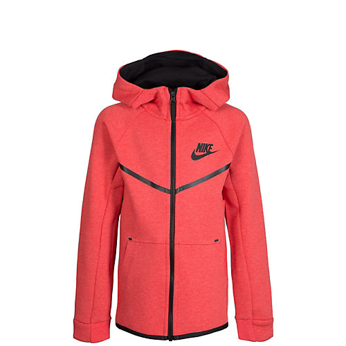NIKE Kinder Trainingskapuzenjacke Tech Fleece Windrunner Gr. 146/158 | 00887223055624