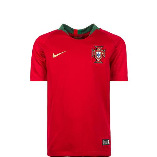 NIKE Kinder Trikot Portugal Stadium Home WM 2018 Gr. 146/158   00887229897976