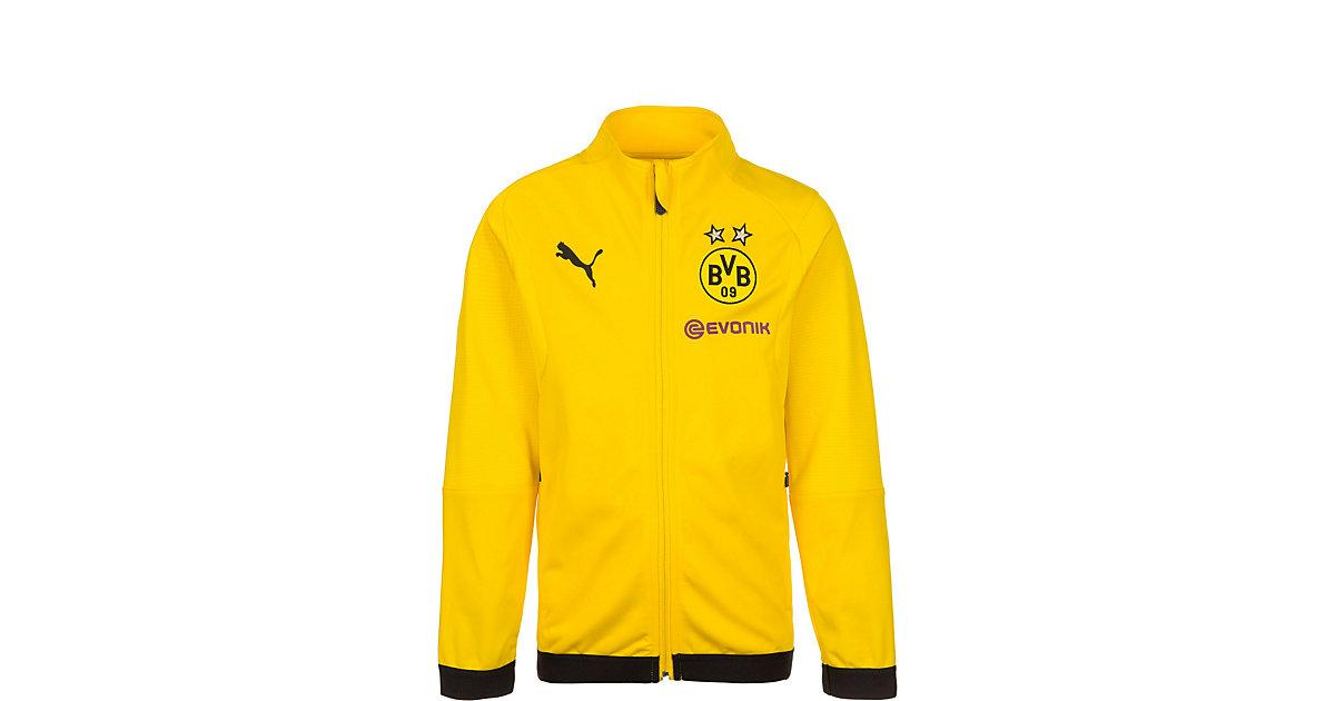 Puma · Kinder Trainingsjacke Borussia Dortmund Gr. 176