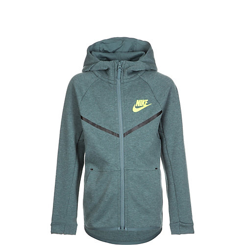 NIKE Kinder Trainingskapuzenjacke Tech Fleece Windrunner Gr. 128/134 | 00886550116886