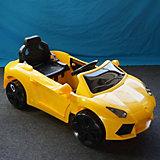 Детский электромобиль Hebei Aventador, желтый