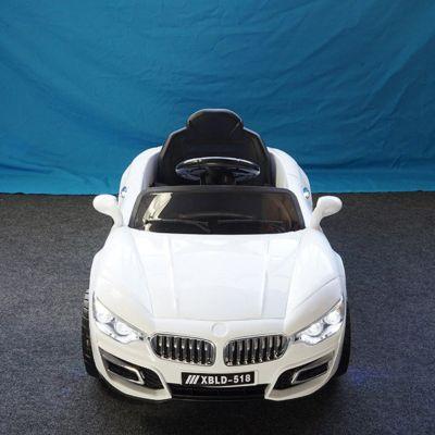 Детский электромобиль Hebei Coupe, белый