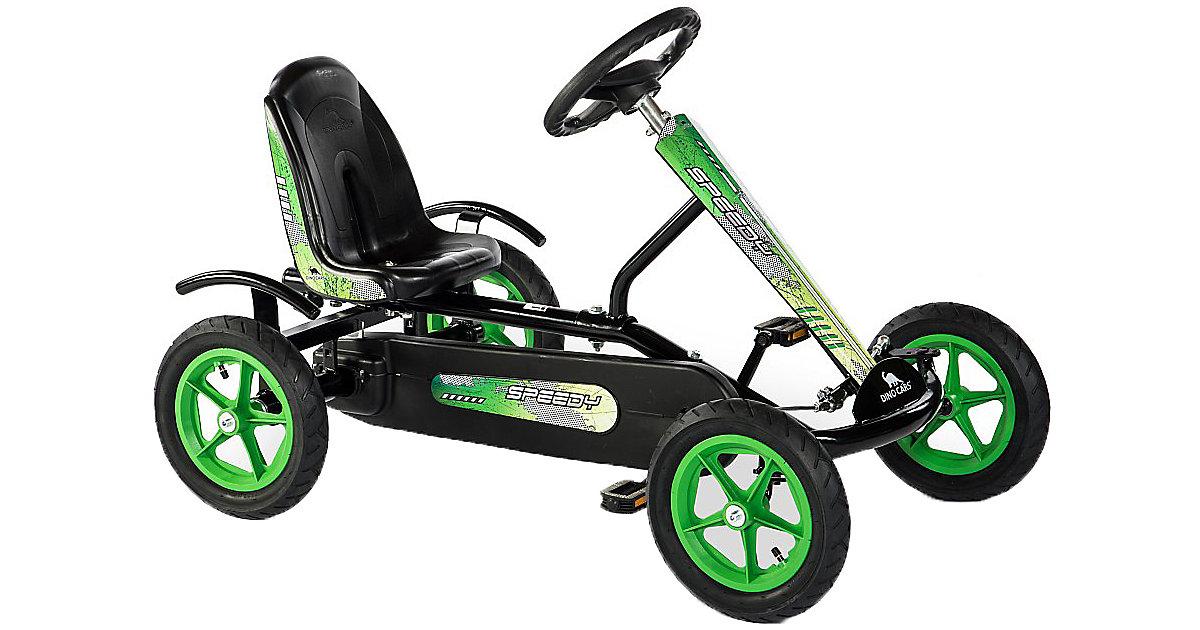 Go-Kart Speedy BF1, schwarz-grün schwarz/grün